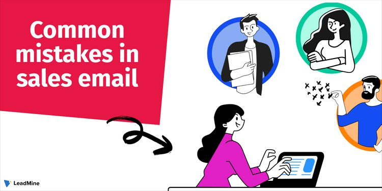 8 Common Mistake in Sales Email to Avoid