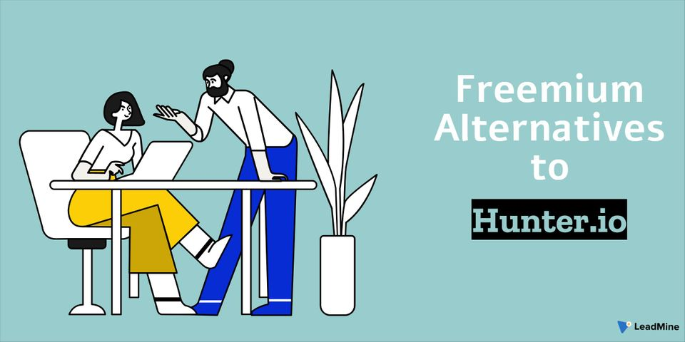 Freemium Alternatives to Hunter.io in 2021
